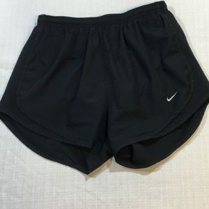 Nike Women's DriFit Shorts Black Small Running